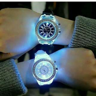 Exo Glowing Watch