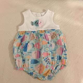 NEW UK Blue Zoo Debenhams Designer Romper
