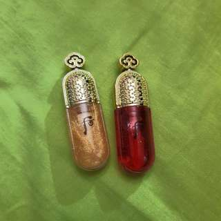 The History of Whoo Lip Essence (TRIAL sized) *price for 1 item only