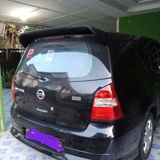 Nissan grand livina 1.6A 2010
