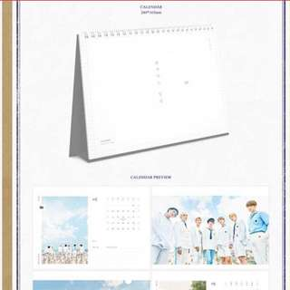 [LOOSE] BTS Season Greetings 2018