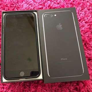 iPhone 7+ 128GB w Warranty