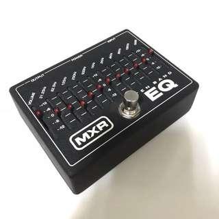 MXR 10-Band EQ Pedal