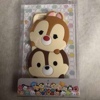 Iphone 6 Disney Tsum Tsum Chip & Dale case