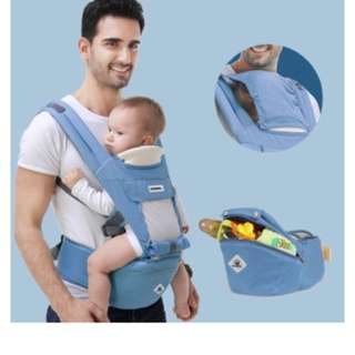 0-48 Months Breathable Front Facing Baby Carrier 4 in 1 Infant Comfortable Sling Backpack Pouch Wrap Baby Kangaroo New