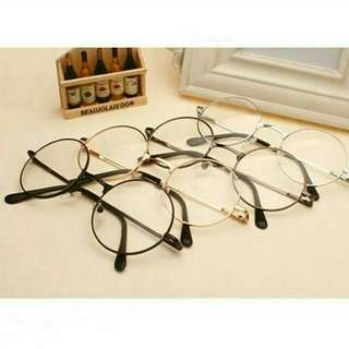 Round Retro Glasses