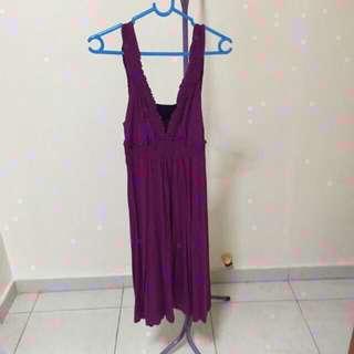 Moonriver Purple Dress