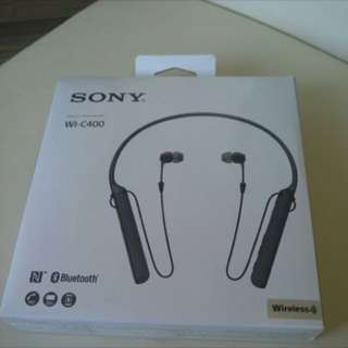 sony earphone