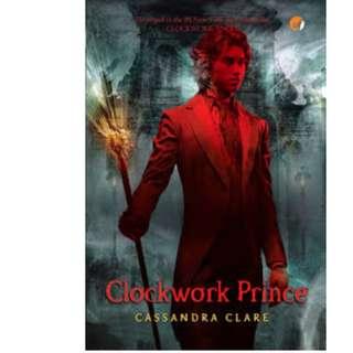 Ebook Clockwork: Prince - Cassandra Clare