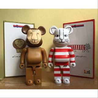 Lisa Larson x Medicom Toy Bearbrick 400%
