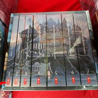 Harry Potter complete series soft bound