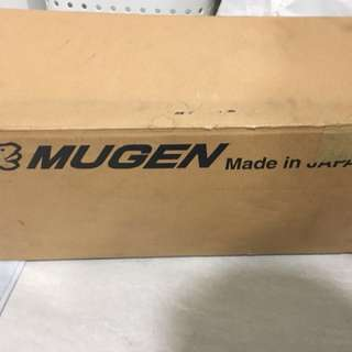 Honda Civic FD2 2.0L Mugen exhaust