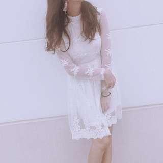 伴娘服 蕾絲 洋裝