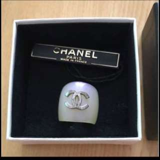 Chanel Pearly Aurora Ring
