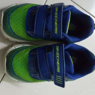 Authentic Skechers shoes for boy