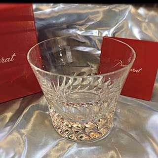 Baccarat 百家樂 水晶酒杯 一隻 Made in France 🇫🇷