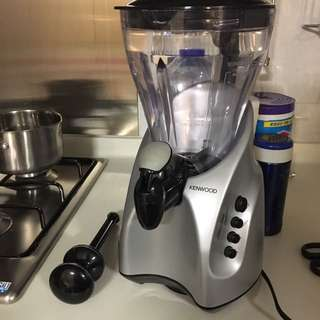 Kenwood juicer/blender
