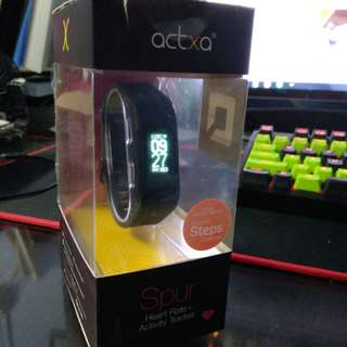 Actxa Spurs Fitness Band