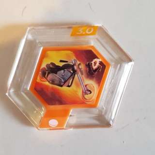 Disney Infinity 3.0 Disc - Ghost Rider's Motorcycle