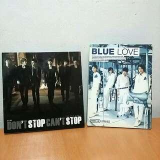 2PM / CNBLUE albums