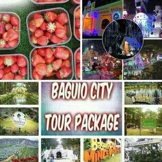 Baguio daytour promo 1k for 4 pax & up