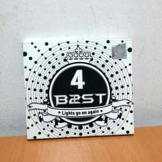 B2ST Lights Go On Again album