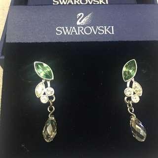 Swarovski 耳環