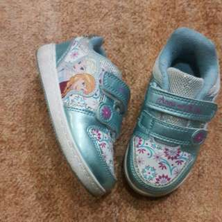 Frozen elsa & anna Girl Shoe