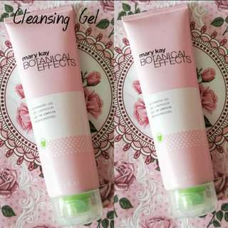 Mary Kay New Botanical Effect Range Cleansing Gel