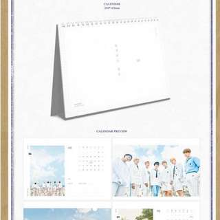 BTS Season Greetings 2018