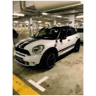 MINI Cooper Countryman 1.6 Auto