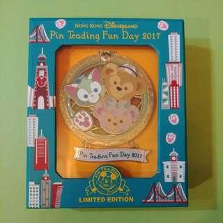 迪士尼Pin Trading Fun Day2017徽章