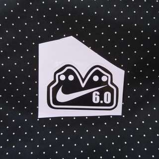 Nike Shoe Sticker (B5)