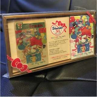 Hello Kitty/7-11/I cash/限量絕版品