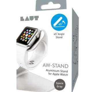 Apple Watch Aluminum Stand (Space Grey)