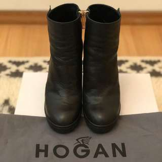 Hogan (Made In Italy) Booties