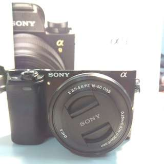 9/10 Condition Sony A6000