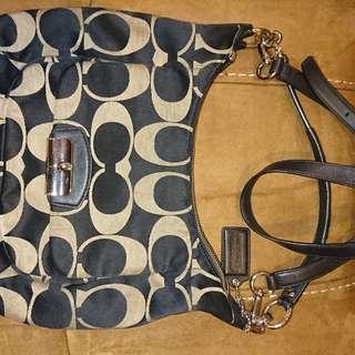 Coach sling/shoulder bag