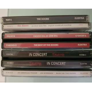 The Doors CD Collection