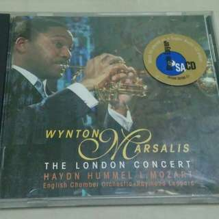 SACD: Wynton Marsalis - The London Concert