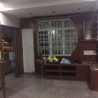 Single Storey Terrace House at Town area Fully Furnished