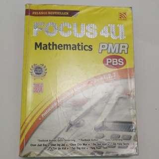 Focus 4u Mathematics Form1-3
