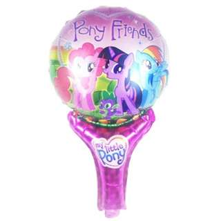 🌲Christmas gift 🎁 My Little Pony Handheld Balloon