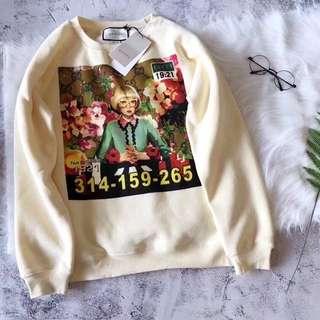 Gucci Ignasi Monreal Sweatshirt