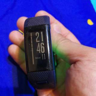 Garmin outsmart HR+