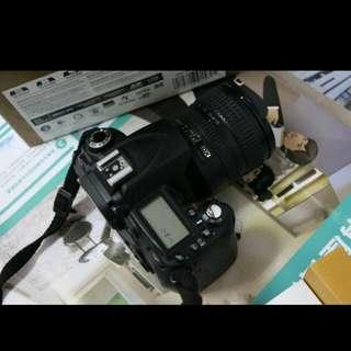 nikon d90+18-70mm