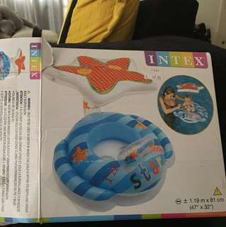 INTEX Lil star baby float