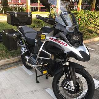2016 BMW GSA for sale