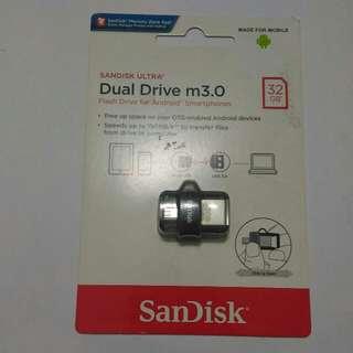 Pendrive dual drive otg