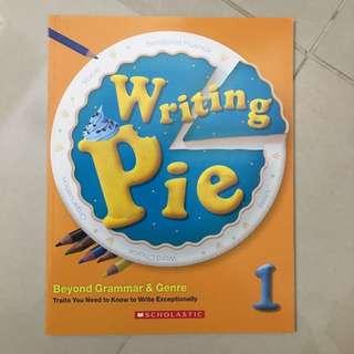Writing Pie 1
